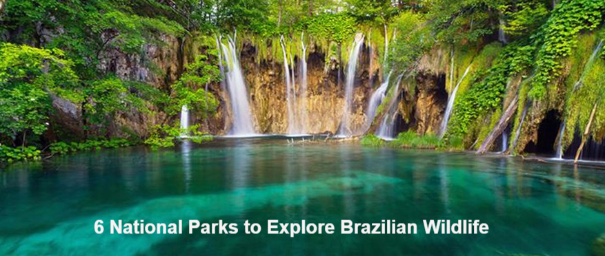 National Parks in Brazil
