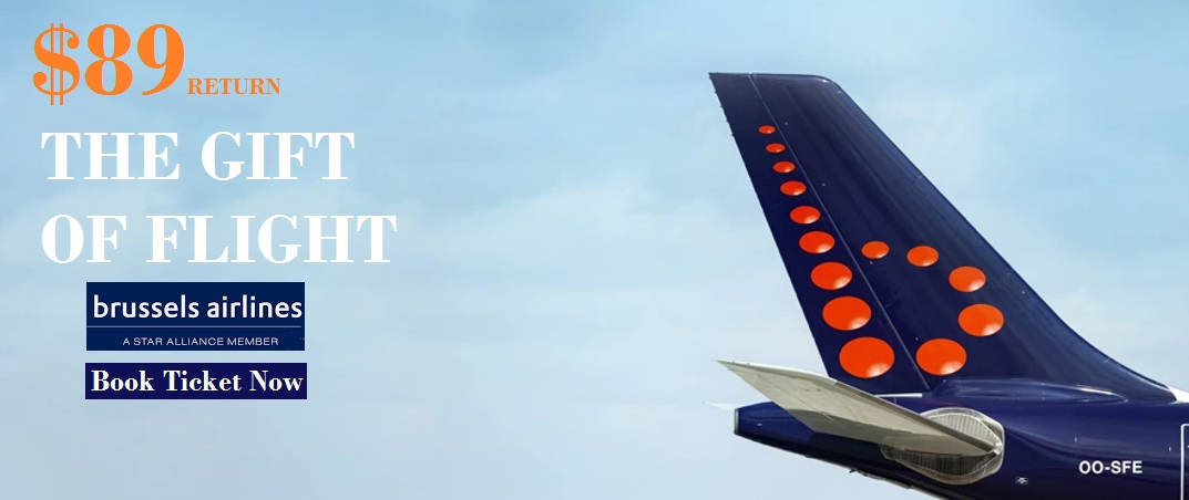 Brussels Airlines Reservations +1-855-948-3805, Deals On Flight Booking