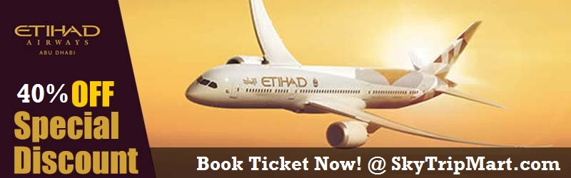 Etihad Airways Online Booking