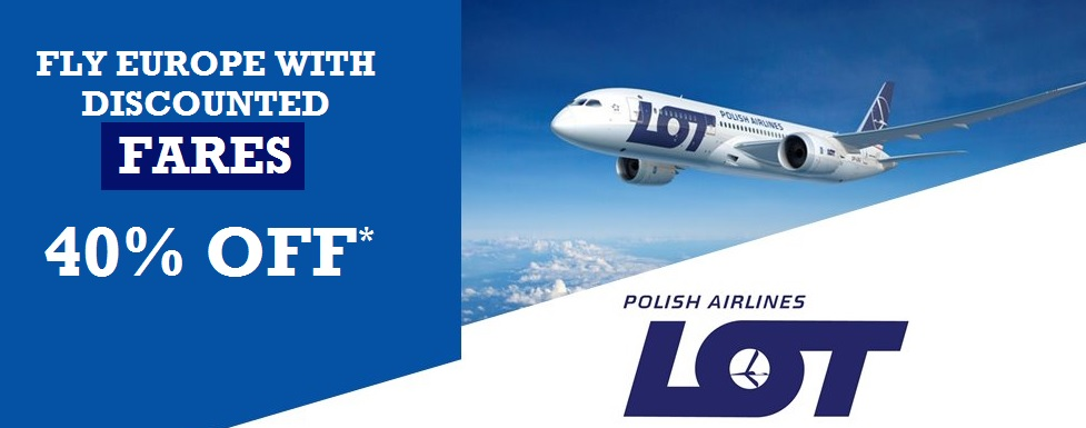 Lot Polish Airlines Booking