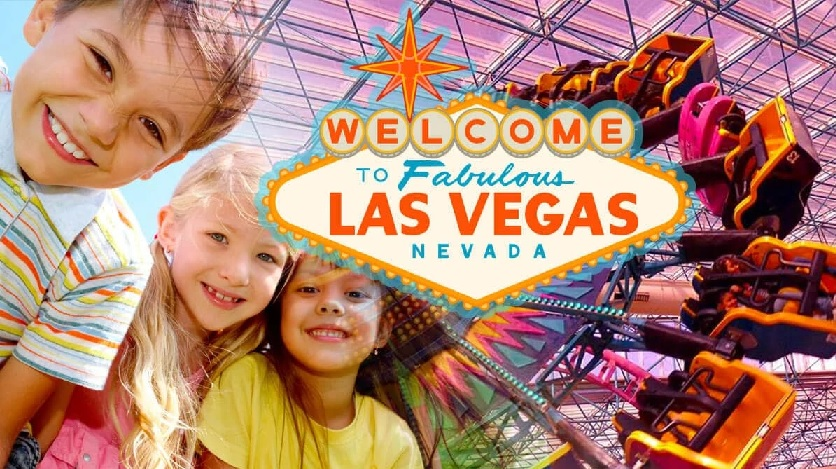Kids Friendly Vacation To Nevada